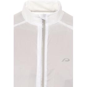 Protective Raincover Jacket Men white